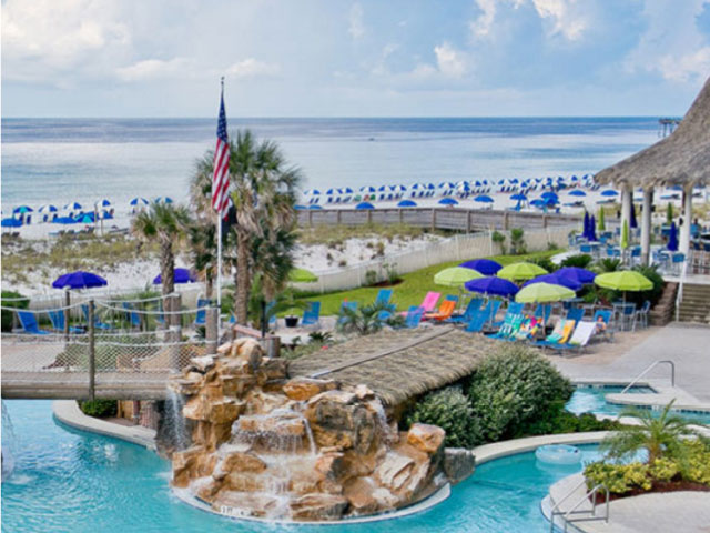 P6 classes in Pensacola are held at the Pensacola Beach Holiday Inn Resort Gulf Front