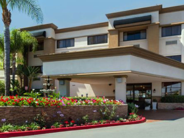 Primavera P6 classes in Southern California held Holiday Inn hotel, Santa Ana - Orange County Airport